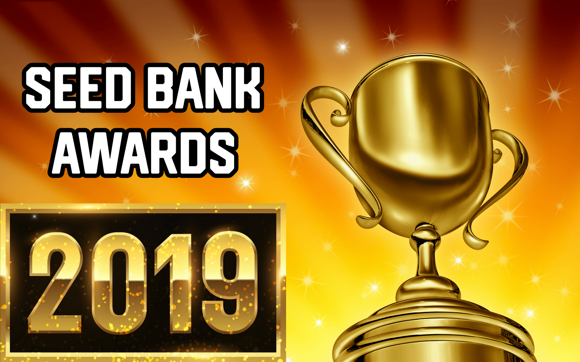 Seed Bank Magazine Awards 2019