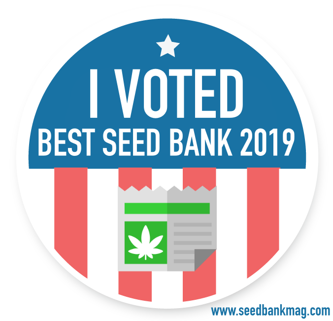 Seed Bank Awards 2019 - Best Cannabis Seed Bank Of The Year
